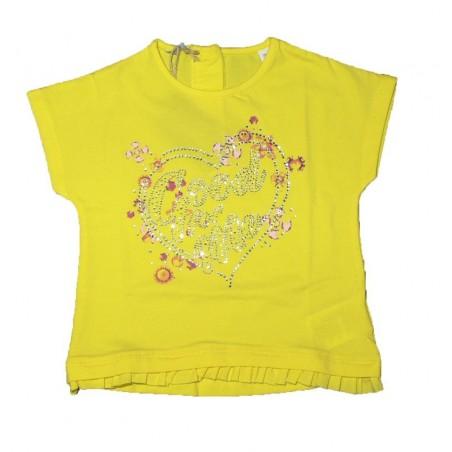 Sarabanda 0M559 T-shirt bambina