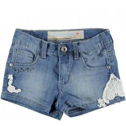 Sarabanda 0I684 Shorts jeans ragazza