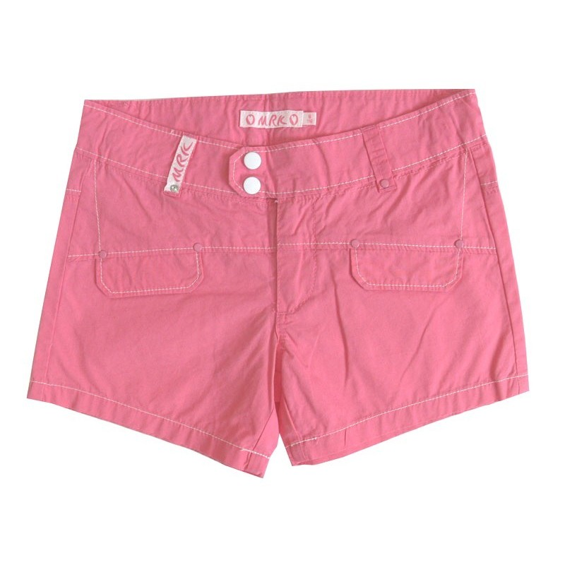 Mrk 311636 Girl Cotton Shorts
