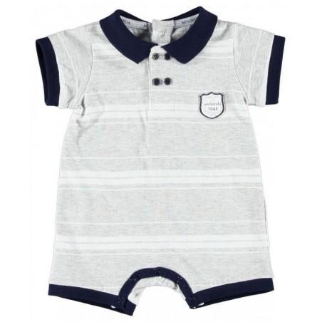 Minibanda 3G684 Pagliaccetto neonato