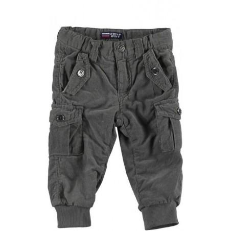 Sarabanda 0L159 Pantalone con tasconi bambino