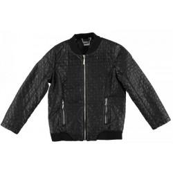 0L432 Leather-like jacket