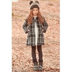 Sarabanda 0N460 Girl Coat