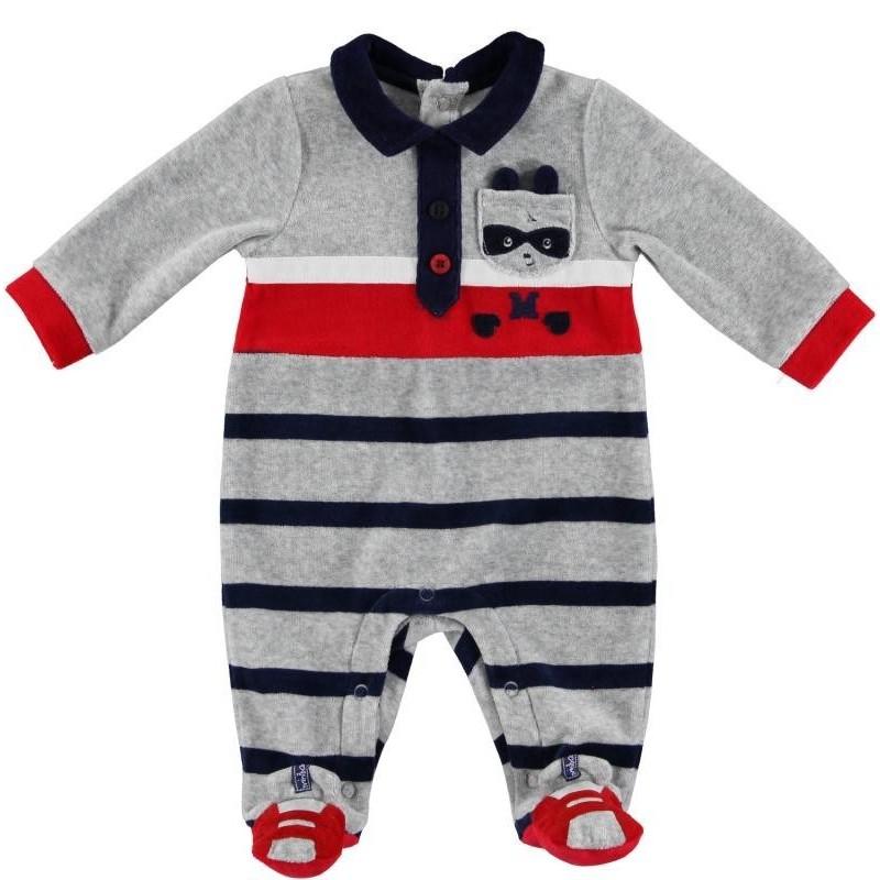 Minibanda 3N651 Tutina neonato