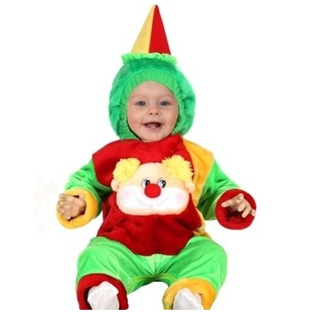 5036 Costume Piccolo Clown
