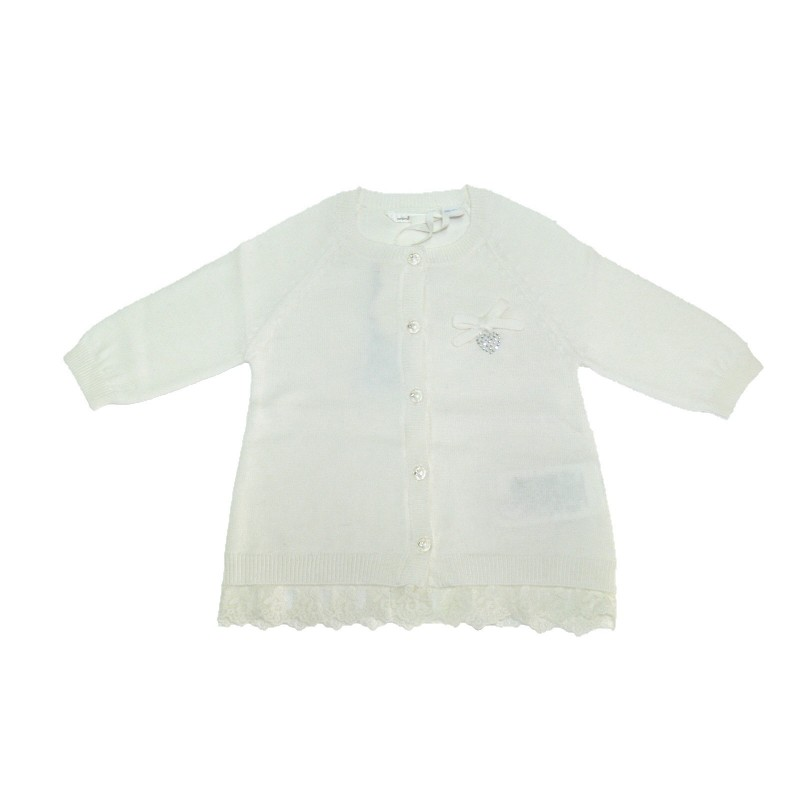 Minibanda 3N784 Cardigan neonata