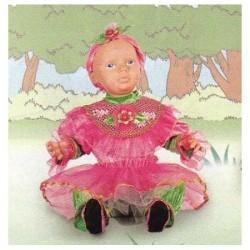5006 Costume Piccola rosa