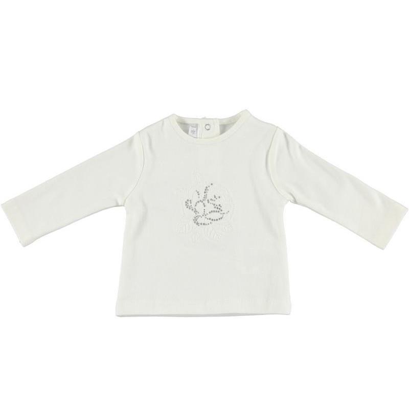 Minibanda 3N733 T-shirt neonata
