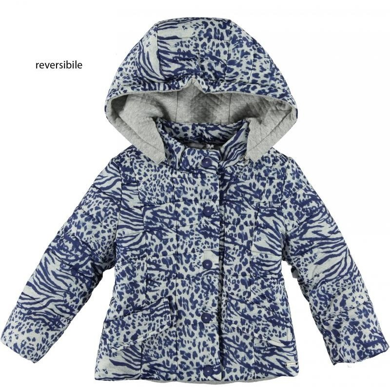 Sarabanda 0N275 Girl Reversible Jacket