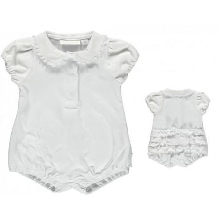 Minibanda 3I727 Pagliaccetto neonata