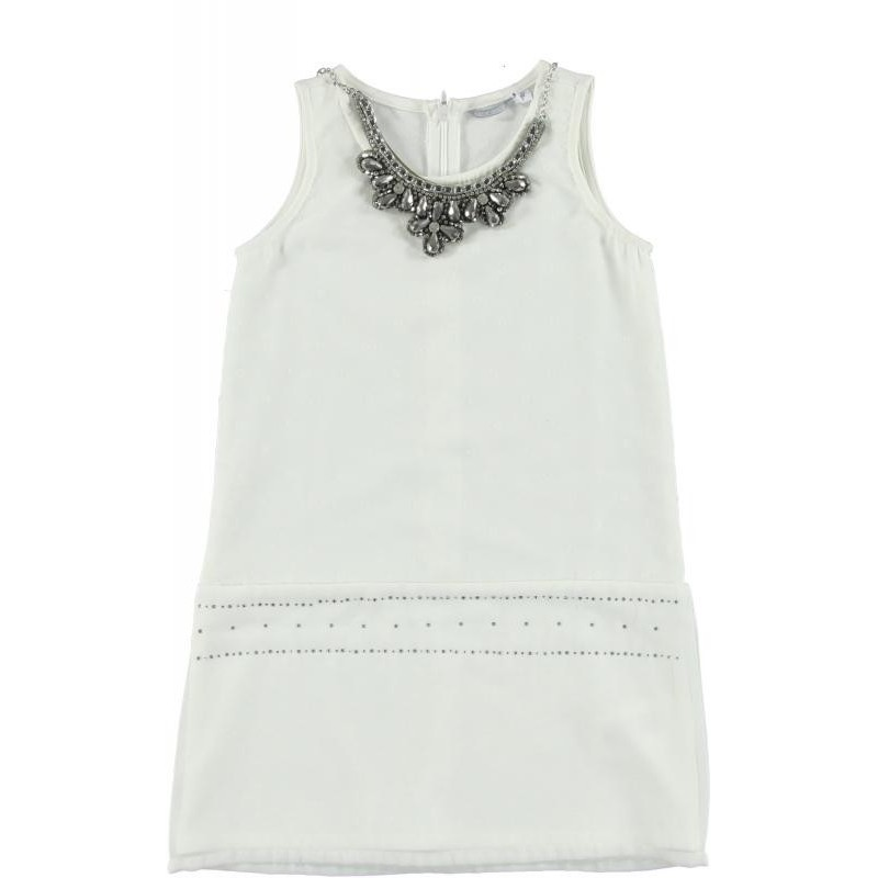Sarabanda 0N425 Sleeveless Girl Dress