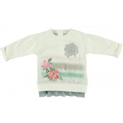 Sarabanda 0N205 T-shirt bambina