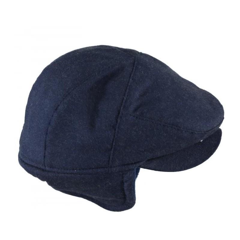 Minibanda 3L908 Newborn Blue Hat