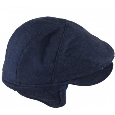 Minibanda 3L908 Cappello blu neonato