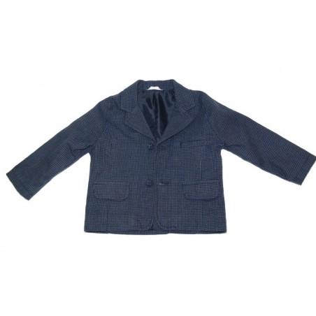 Minibanda 3L643 Newborn Blue Jacket
