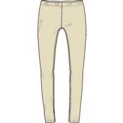 Sarabanda 0N456 Leggings beige ragazza