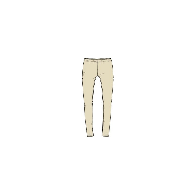 Sarabanda 0N456 Girl Beige Leggings