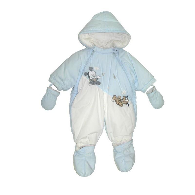 Babycresci 42249 Tutone imbottito neonato