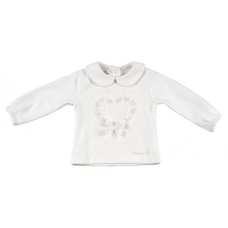 Minibanda 3F601 T-shirt neonata