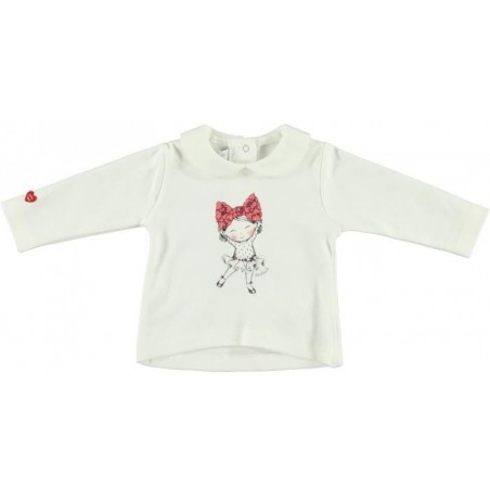 Minibanda 3L731 T-shirt neonata