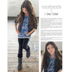 Sarabanda 0N418 Girl Leggings