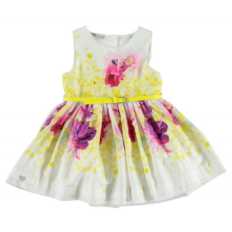 Sarabanda 0S235 Girl's Dress