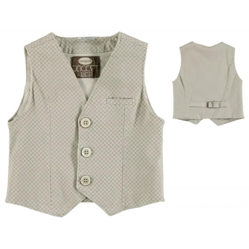 Sarabanda 0S181 Baby Vest