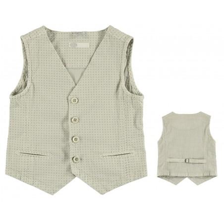 Sarabanda 0S371 Boy Vest
