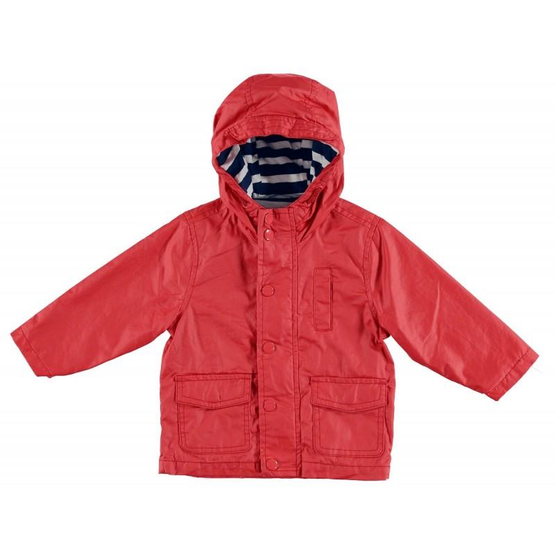 Sarabanda 0S174 Baby Red Jacket