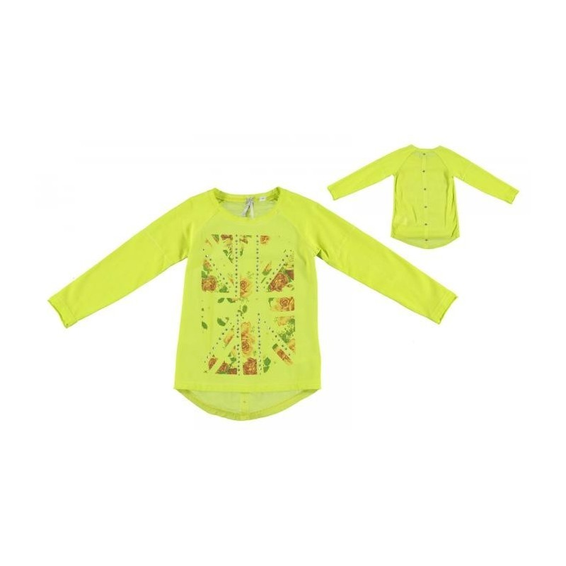 5643 Maglietta a maniche corte in morbida Stretch tessuto rete disponibile in 8 colori.