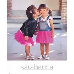 Sarabanda 0S567 T-shirt bambina