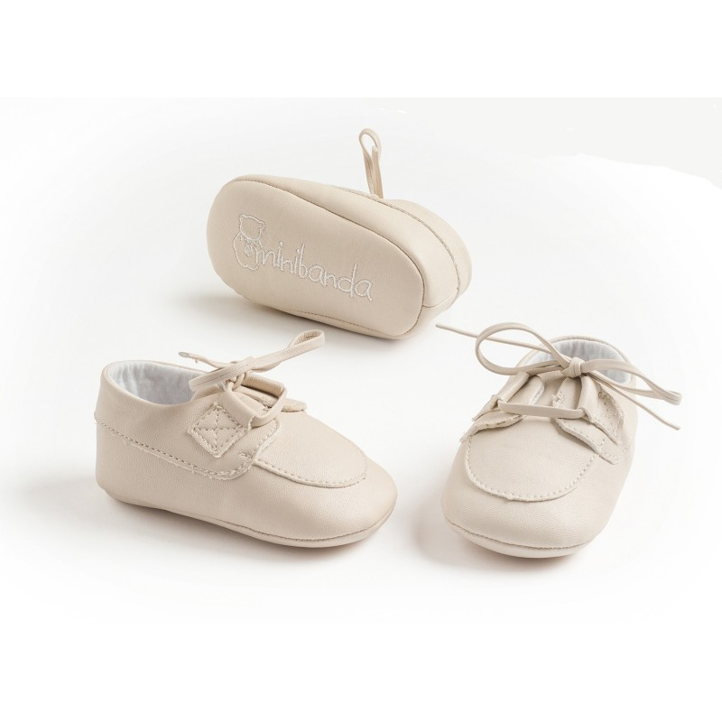 Minibanda 3S322 Newborn Shoes