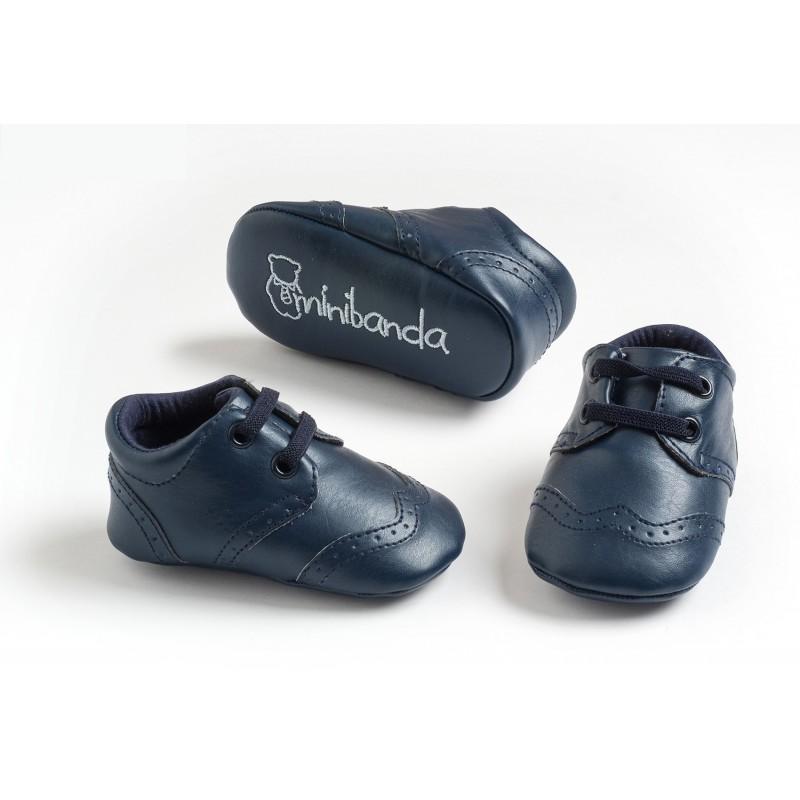 Minibanda 3S321 Newborn Shoes