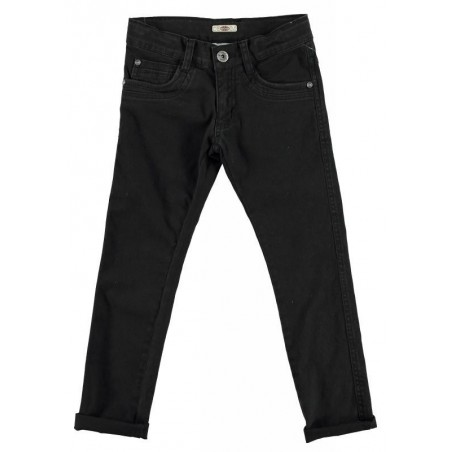 Sarabanda DT814 Pantalone nero ragazzo