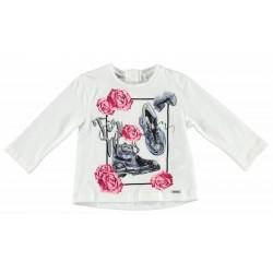 Sarabanda DT842 T-shirt bambina