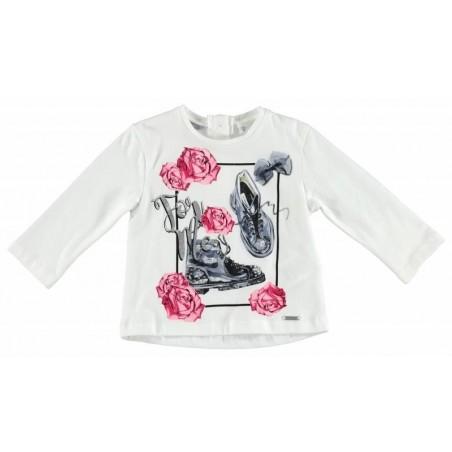 Sarabanda DT842 Girls' T-shirt