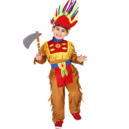 0615 Costume Indiano