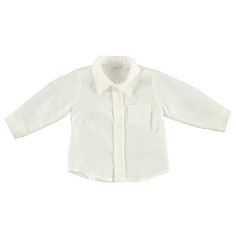 Minibanda 3T616 Camicia neonato