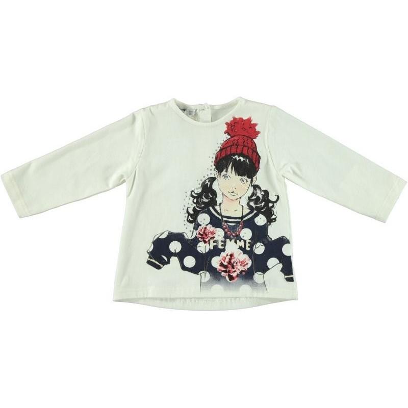 Sarabanda 1T768 T-shirt bambina
