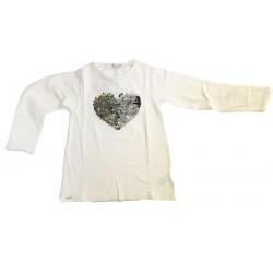 Sarabanda 0T216 T-shirt bambina