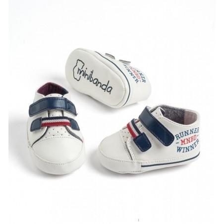 Minibanda 3T323 Newborn Shoes