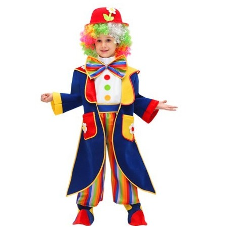 0013 Costume Clown Baby