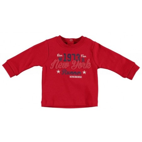 Minibanda 3T625 T-shirt neonato