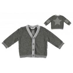 Minibanda 3T614 Cardigan neonato
