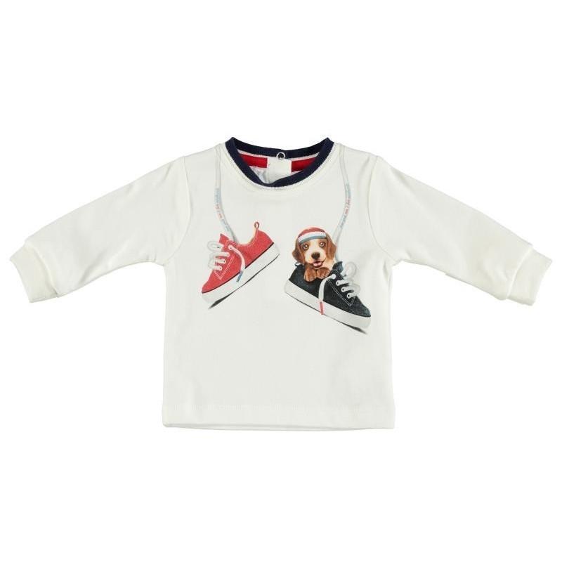 Minibanda 3T624 T-shirt neonato