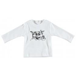Minibanda 3T630 T-shirt neonato