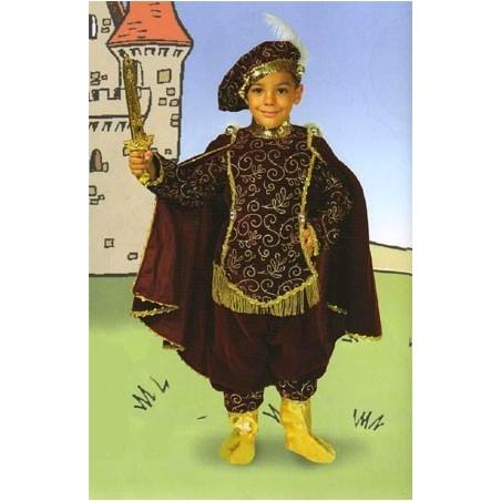 0351 Costume Principe Tristano