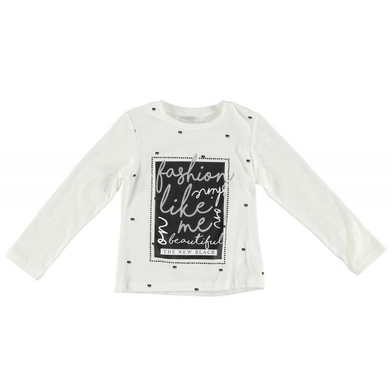 Sarabanda 0T417 T-shirt ragazza