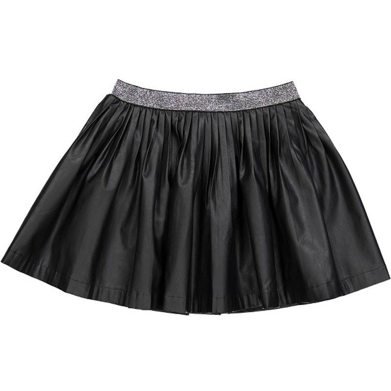 Trybeyond 35298 Girl's faux leather skirt