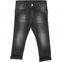 Trybeyond 32994 Black jeans for children